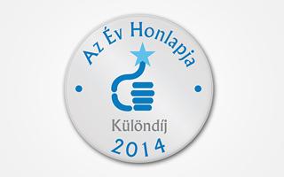 Év honlapja különdíjas a bien.hu