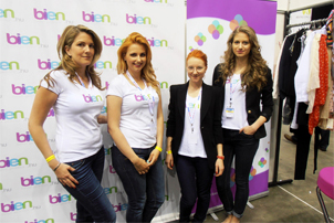Beauty Team debütálás a Fitbalance-on